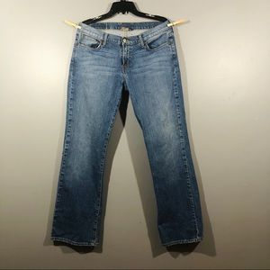 Lucky brand 12/31 dungarees Montesano flare jeans